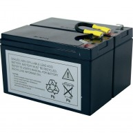 Baterias Compatíveis UPS (Kit 2x) * 12V, 7A (RBC48)