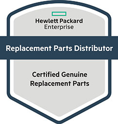 HPE Certified Genuine Replacement Part